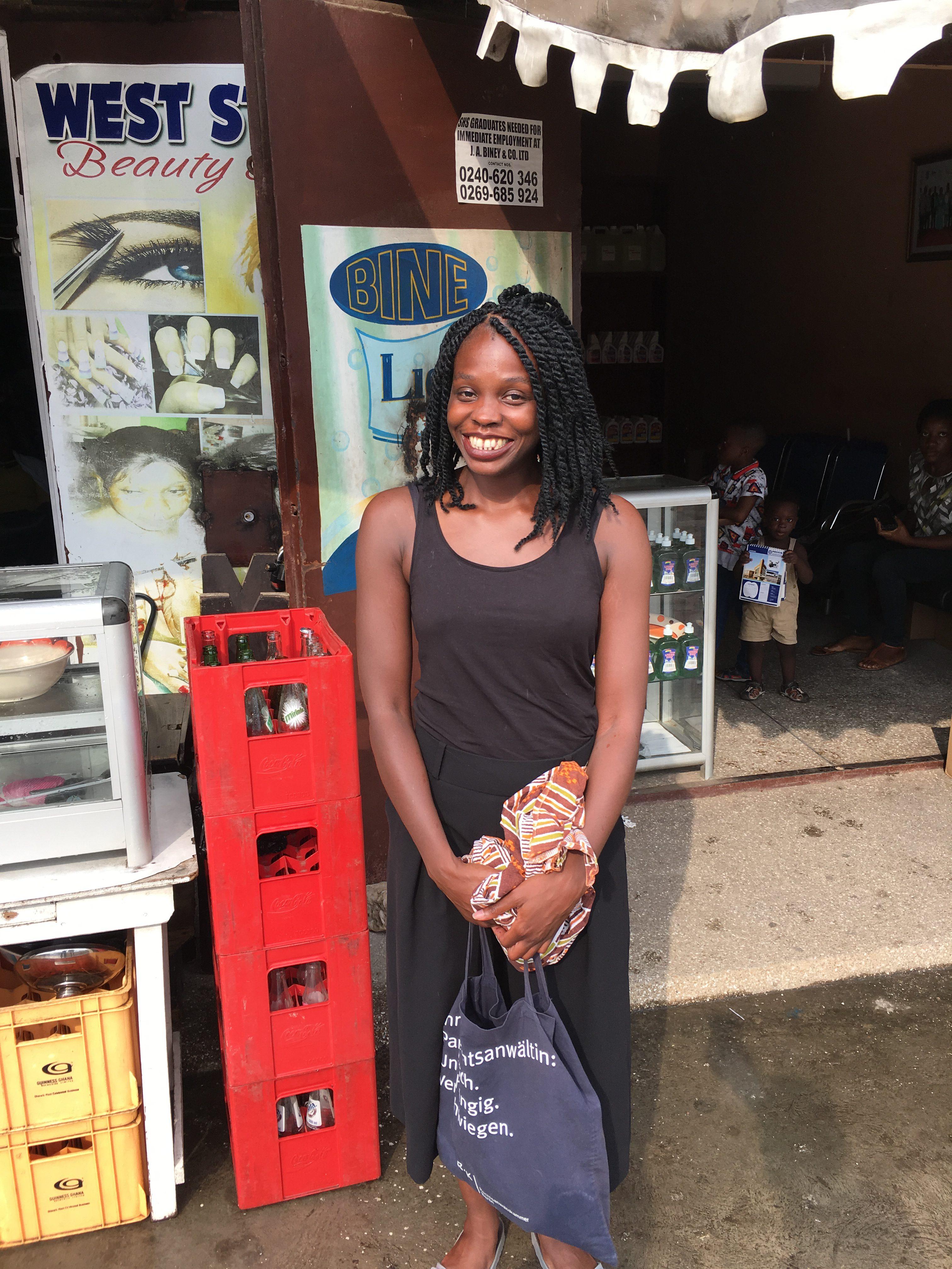 Ingrid Adjoa Yeboah