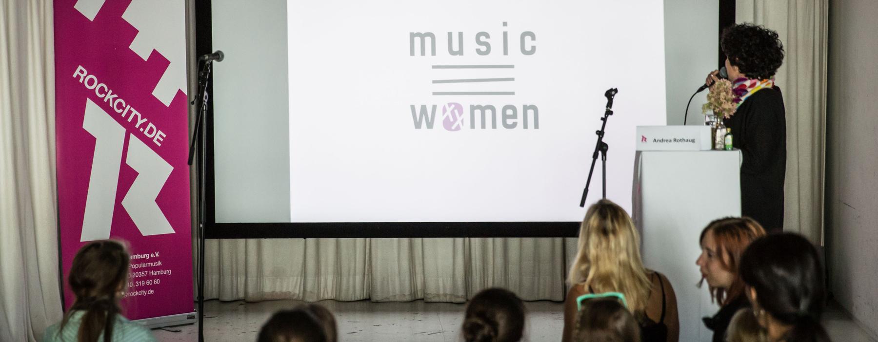 Support - musicHHwomen