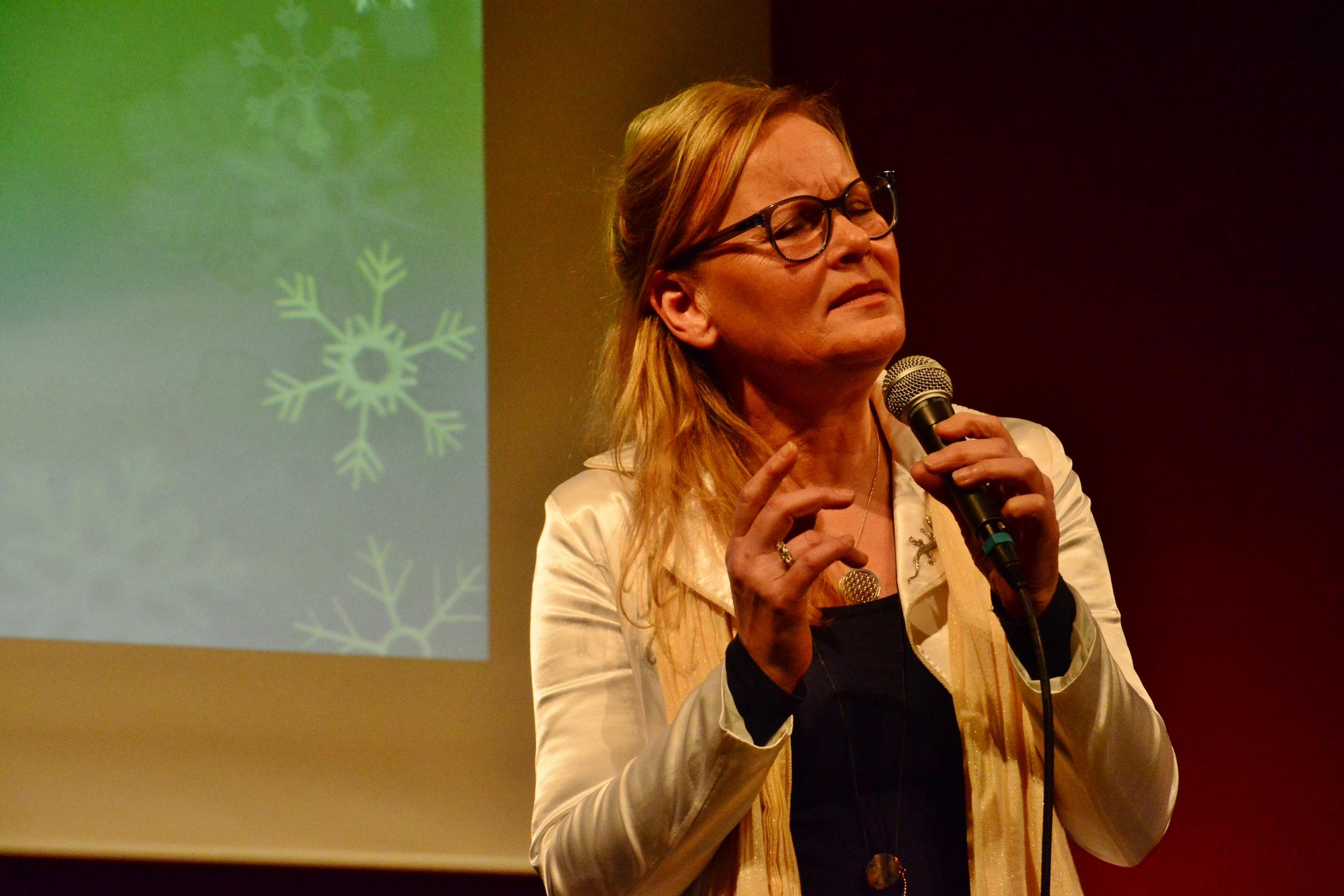 Sabine van Baaren