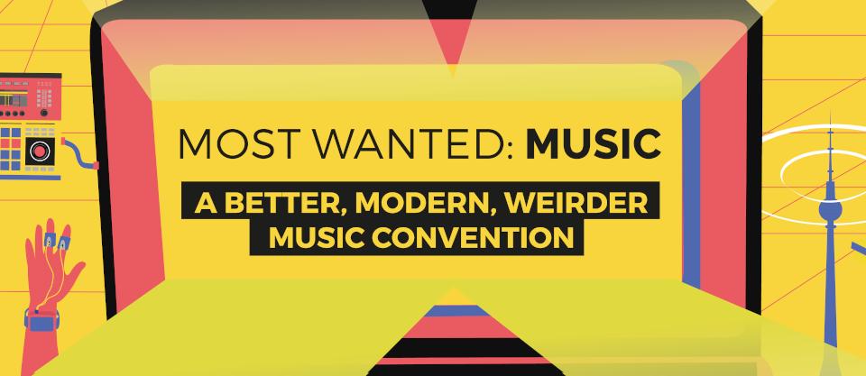 MusicHub präsentiert sich bei Most Wanted: Music