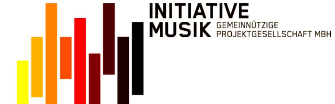 Initiative Musik: Mehr Künstlerinnen* für die 50. Förderrunde!